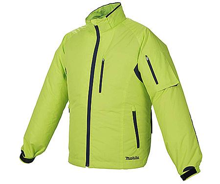 Аккумуляторная куртка MAKITA DFJ212ZM