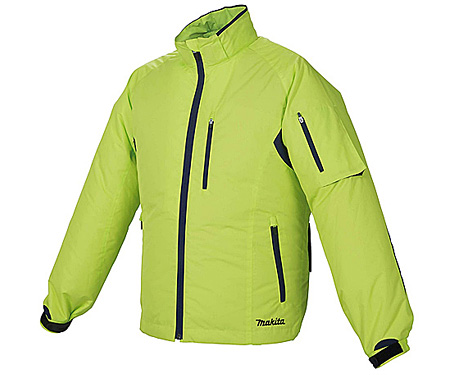 Аккумуляторная куртка MAKITA DFJ212ZXL