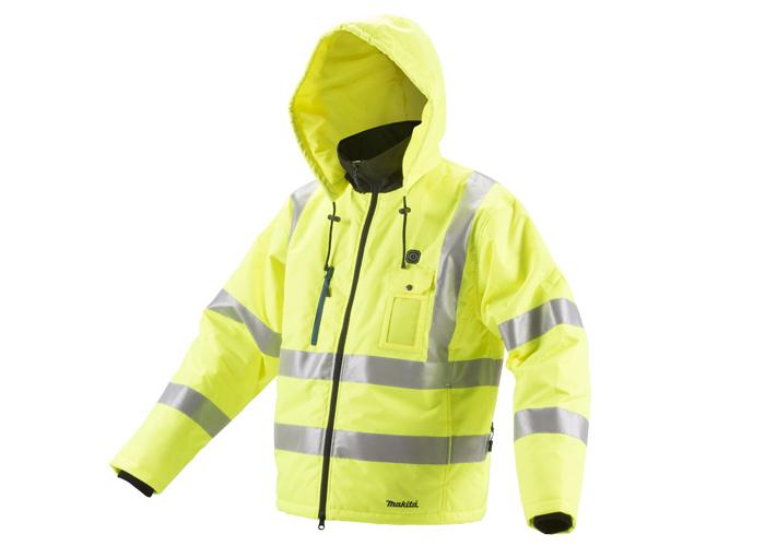 Аккумуляторная куртка MAKITA DCJ206L