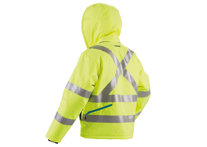 Аккумуляторная куртка MAKITA DCJ206XL