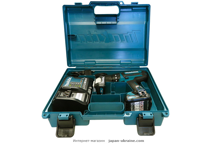 Аккумуляторный ударный шуруповерт MAKITA HP331DSYE