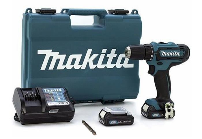 Аккумуляторный ударный шуруповерт MAKITA HP333DWYE