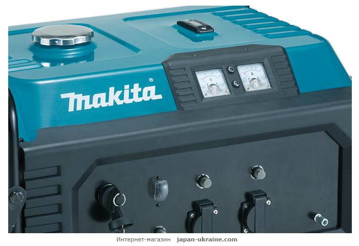 Бензогенератор MAKITA EG6050A