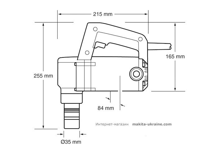 Высечные ножницы по металлу MAKITA JN3200
