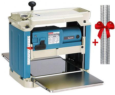 Рейсмус MAKITA 2012NB + комплект ножей 793346-8 в подарок!