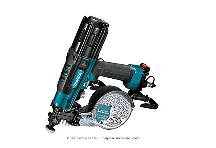 Гвоздезабивной пистолет MAKITA AR411HRM