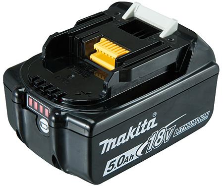 Акумуляторна батарея Li-Ion MAKITA BL1850B (632F15-1)