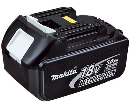 Аккумуляторная батарея Li-Ion MAKITA BL1830B (632G12-3)