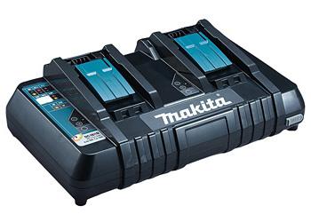 Зарядное устройство LXT MAKITA DC18RD на 2 батареи (630868-6)