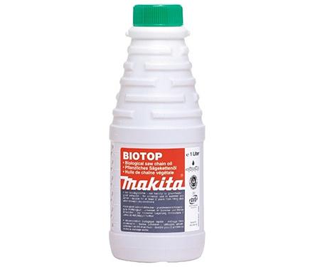 Масло для смазки цепи MAKITA Biotop 980608210 (1 л)