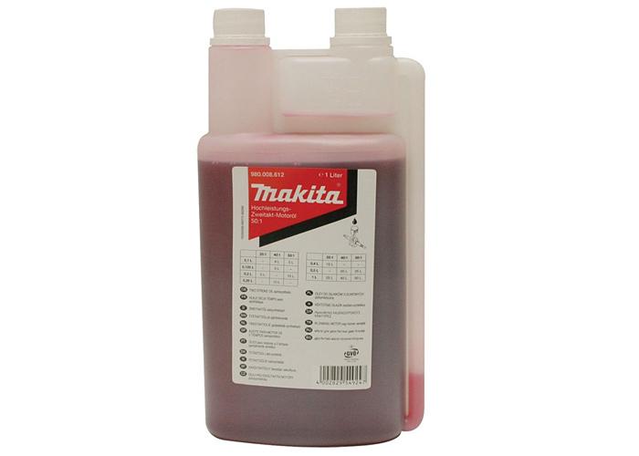 Масло для 2-тактного двигателя MAKITA 980008612 (1 л)