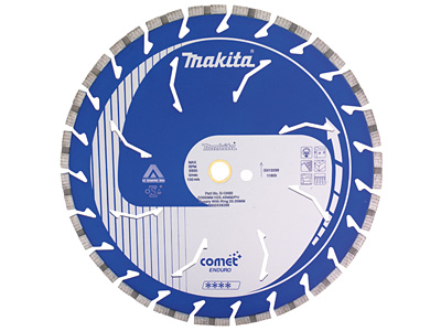 Алмазный диск MAKITA Comet Rapide (B-13546)