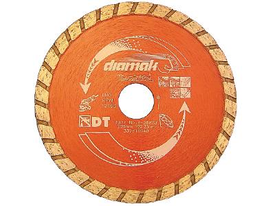 Алмазный диск MAKITA Diamak Turbo Rim (P-26870)
