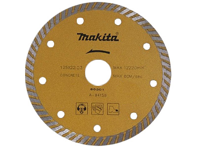 Алмазный диск MAKITA для сухой резки (A-84171)