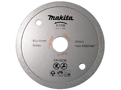 Алмазный диск MAKITA для мокрой резки (B-21098)