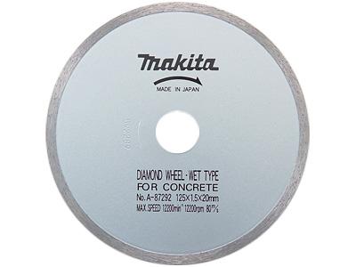 Алмазный диск MAKITA для мокрой резки (A-87292)