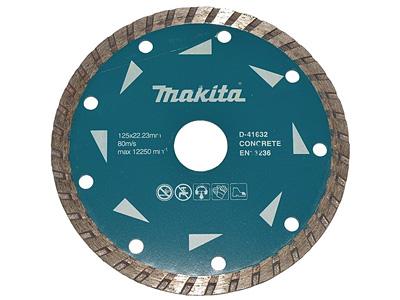 Алмазный диск MAKITA для бетона (D-41654)