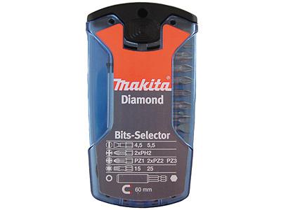 Набор алмазных бит MAKITA P-38750