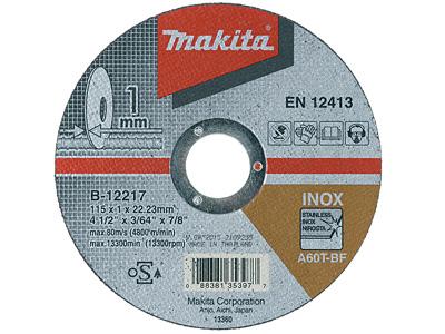 Отрезной диск MAKITA B-12217