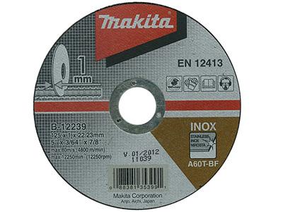 Отрезной диск MAKITA B-12239