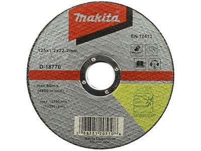 Отрезной диск MAKITA D-18770