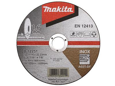 Отрезной диск MAKITA B-12251
