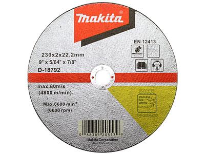 Отрезной диск MAKITA D-18792