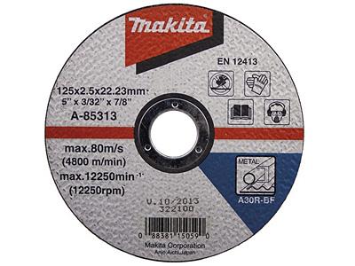 Отрезной диск MAKITA A-85313