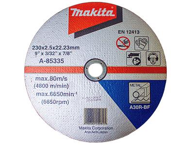 Отрезной диск MAKITA A-85335