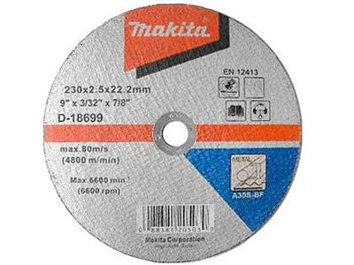 Отрезной диск MAKITA D-18699