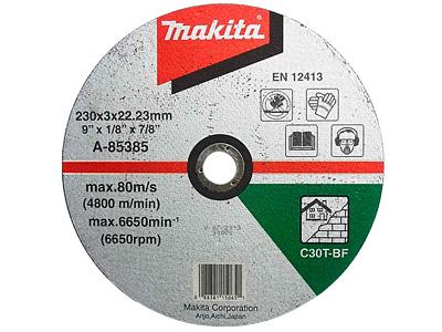 Отрезной диск MAKITA A-85385
