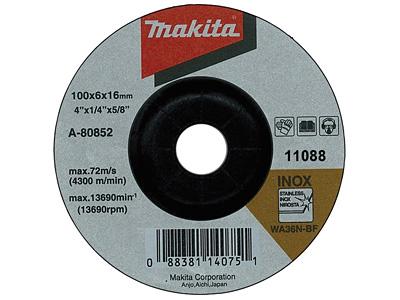 Шлифовальный диск MAKITA A-80852