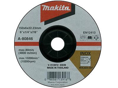 Шлифовальный диск MAKITA A-80846