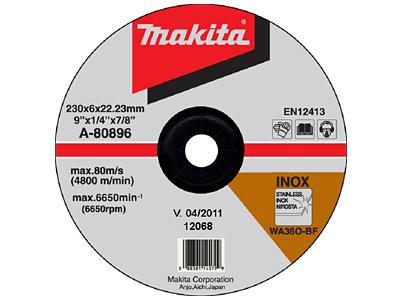 Шлифовальный диск MAKITA A-80896
