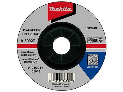 Шлифовальный диск MAKITA A-80927