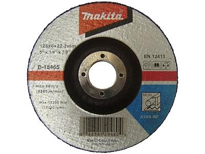 Шлифовальный диск MAKITA D-18465