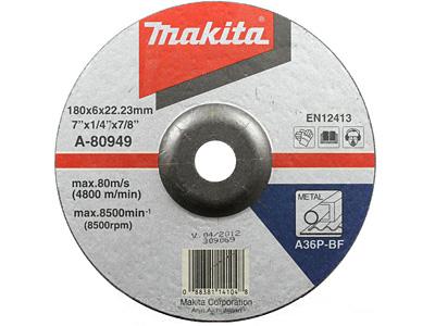 Шлифовальный диск MAKITA A-80949