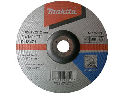 Шлифовальный диск MAKITA D-18471