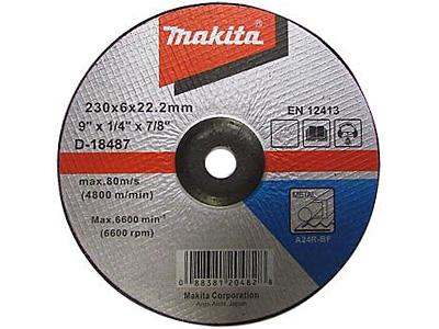 Шлифовальный диск MAKITA D-18487