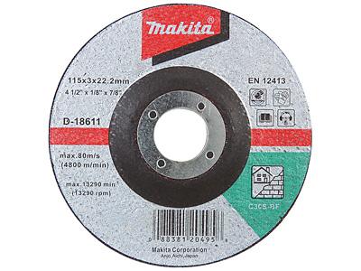 Шлифовальный диск MAKITA D-18611