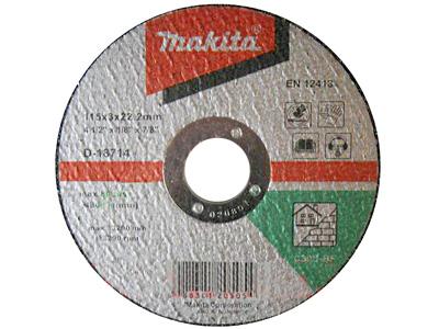 Шлифовальный диск MAKITA D-18714