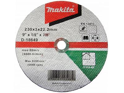 Шлифовальный диск MAKITA D-18649