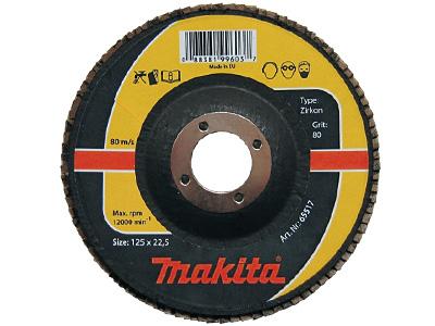 Лепестковый диск MAKITA P-65589