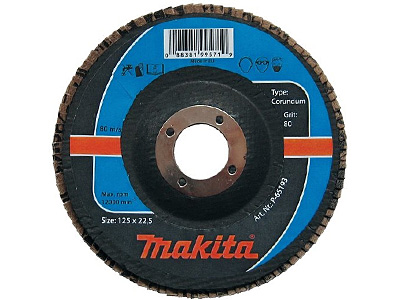 Лепестковый диск MAKITA P-65218