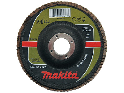 Лепестковый диск MAKITA P-65436